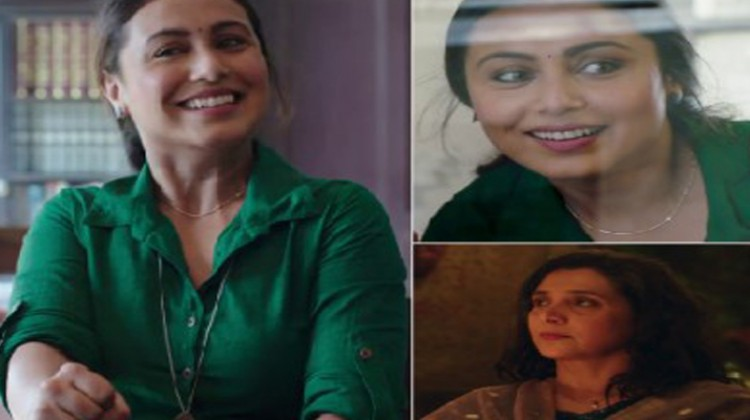 "Rani Mukerji is awesome in ""Hichki"" Trailer"