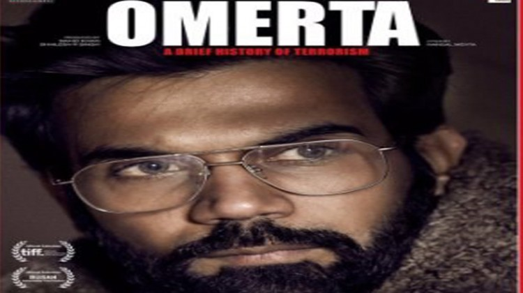 "Rajkummar Rao Starrer ""Omerta"" Premiered at River to River Festival"