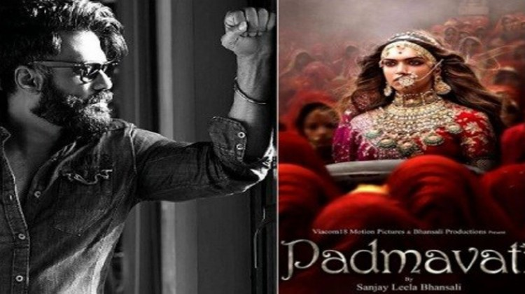 """Padmavati"" Controversy is Unfortunate – Suniel Shetty"