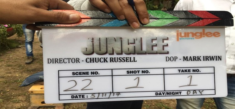 """Vidyut Jammwal's """"Junglee"""" to release in October 2018"""