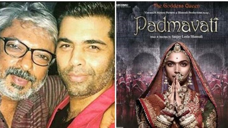 Karan Johar can't wait for the release of 'Padmaavat'