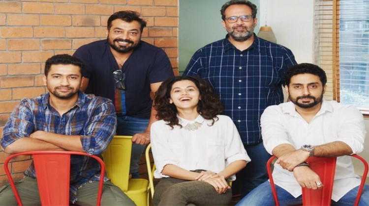 "Anand L Rai announced ""Manmarziyan's"" cast and director"