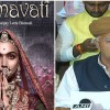 "Karni Sena chief Lokendra Singh Kalvi is adamant for the ban of ""Padmaavat"""