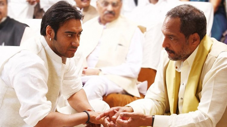 Ajay Devgn is very secure as a person says Nana Patekar