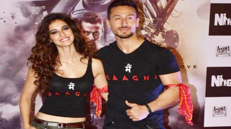 Thanks to Ahmed Khan, this is my best performance says, Disha Patani