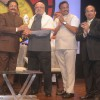 V SHANTARAM Lifetime Achievement Award presented to Shyam Benegal