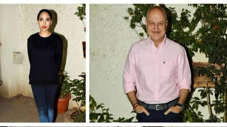 """Bollywood celebrities attend special screening of """"Welcome To New York"""""""