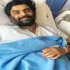 R Madhavan Recovering After Shoulder Surgery