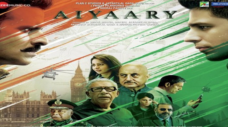 I think 'Aiyaary' is my most relevant and real film: Sidharth Malhotra