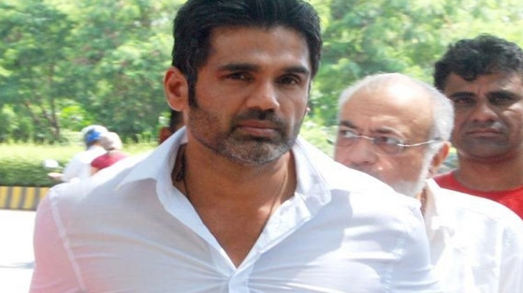 """""""Pad Man"""" not just a movie but a movement says, Suniel Shetty"""
