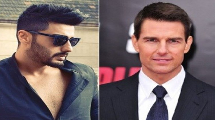 Arjun Kapoor Going Gaga Over Tom Cruise in Mission Impossible Fallout