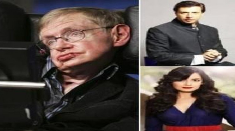 Bollywood Pays Tribute To Stephen Hawking