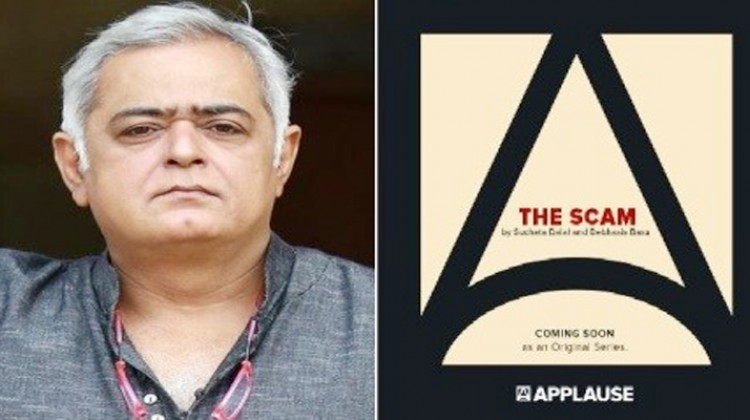 Hansal Mehta Venturing In Web-series with The Scam