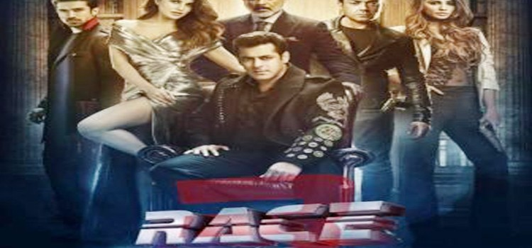 "Meet The Crazy Family of ""Race 3"""