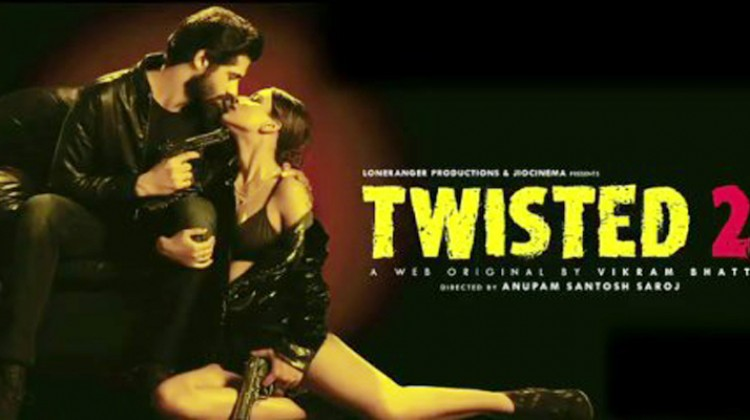 "Nia Sharma Unveils ""Twisted 2"" Motion Poster"