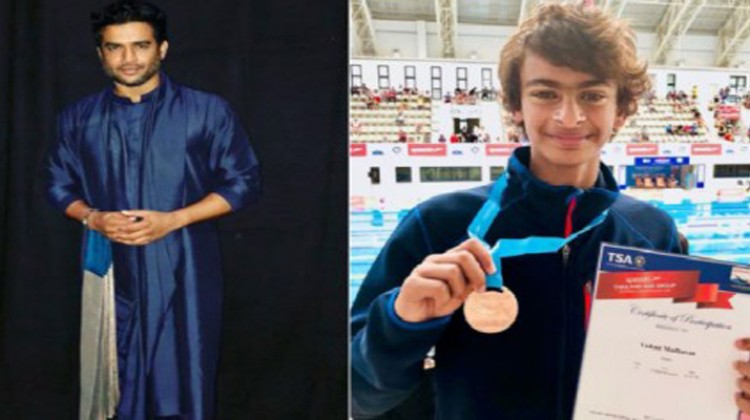 R. Madhavan's Son Win Bronze For India