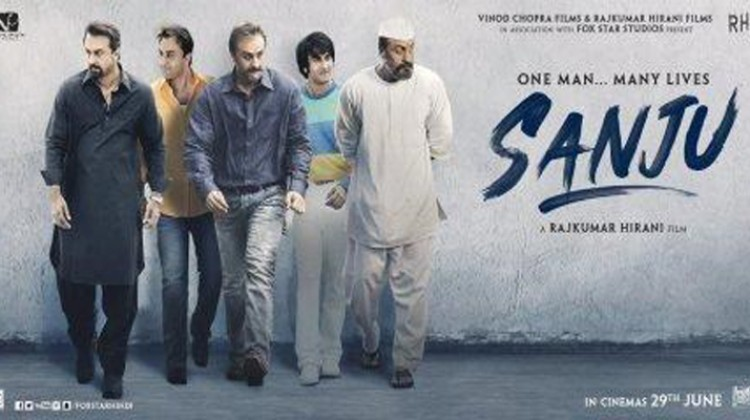 Sanju Teaser Out, Ranbir Kapoor as Sanjay Dutt is Awesome