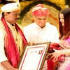 Aishwarya Rai Bachchan Bestowed With Woman Of Substance Award