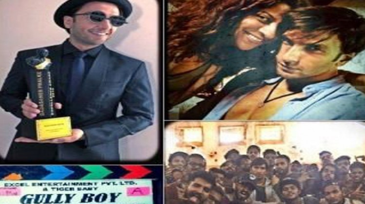 Ranveer Singh – Wraps Gully Boy and Bags Dadasaheb Phalke Award