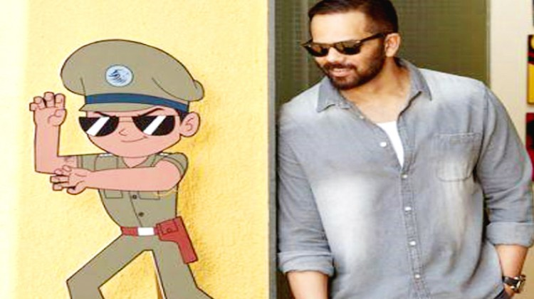 """""""Little Singham"""" have aspirational value especially for kids says Rohit Shetty"""