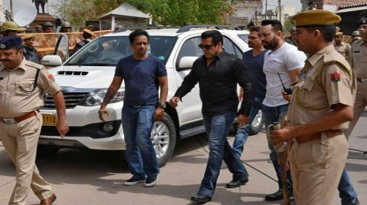 Salman Khan Granted Bail