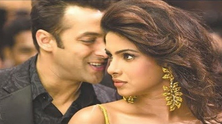 "Salman Khan – Welcome Priyanka Chopra To ""Bharat"""