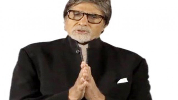 Illegal Streaming & Downloading Movie is Not Cool – Amitabh Bachchan