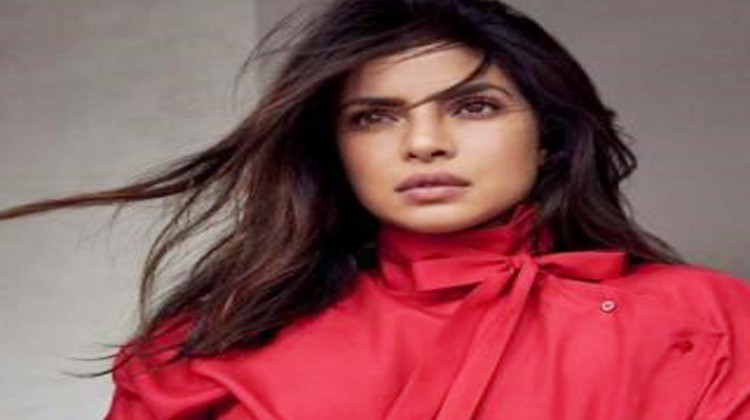 "Priyanka Chopra Confirms ""Paani"""