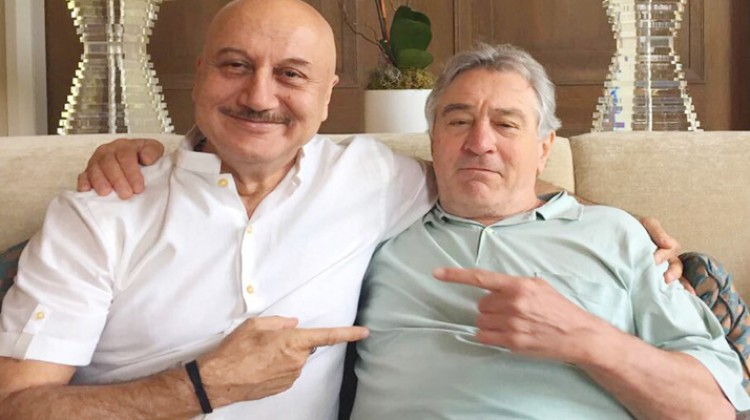 I feel extra responsible when doing an International film or series: Anupam Kher