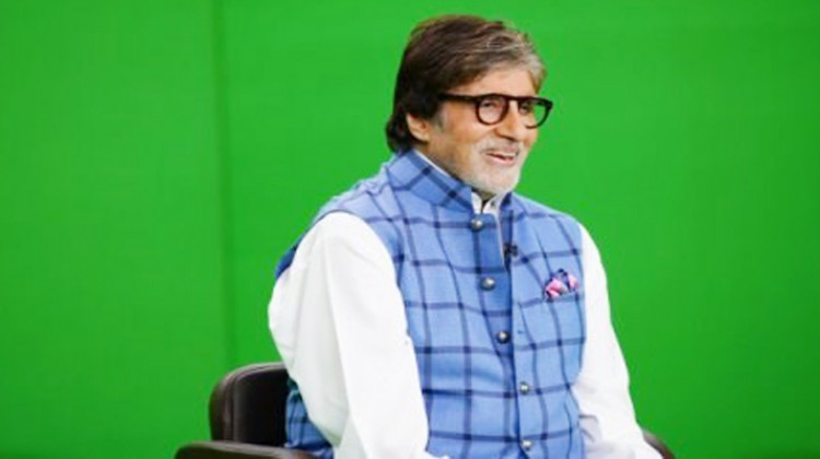 Amitabh Bachchan – Need More Numbers on Twitter