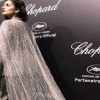 Huma Qureshi Slays Cannes with Stars in her Dress