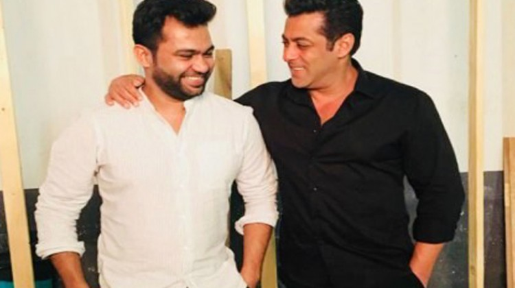 "Ali Abbas Zafar – Shooting the First Song Of ""Bharat"""
