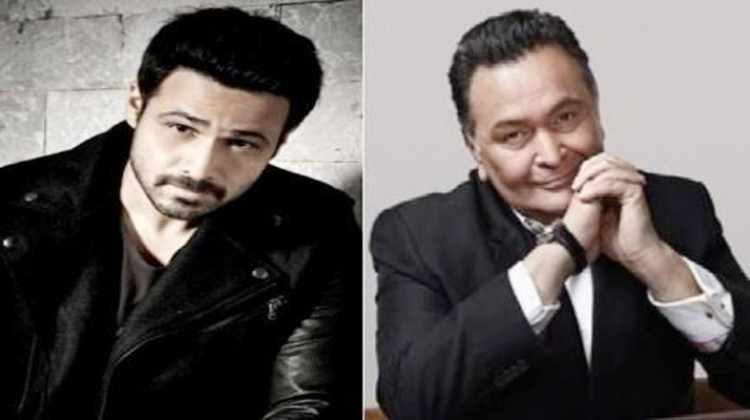 Emraan Hashmi Confirms Movie with Rishi Kapoor
