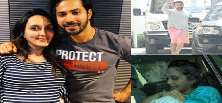Varun Dhawan becomes an Uncle!
