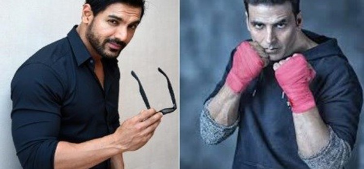 Akshay Kumar is a Friend – John Abraham