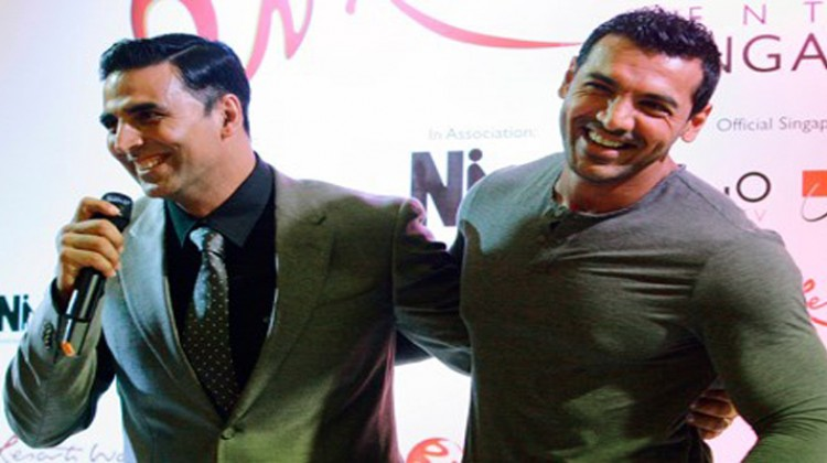 I love Akshay Kumar and wished best for him says John Abraham
