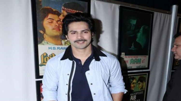 Doesn't matter to me if I am considered as the best actor : Varun Dhawan.