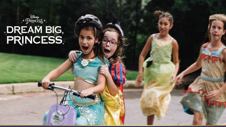 """Disney to support up-and-coming women filmmakers with """"Dream Big Princess"""" initiative"""