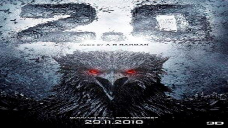 "Akshay Kumar And Rajinikanth Starrer ""2.0"" Gets A Release Date"