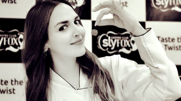 "Esha Deol has fun playing a chef in ""Cakewalk"""