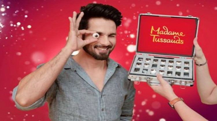 Shahid Kapoor Excited About Madame Tussauds Wax Statue