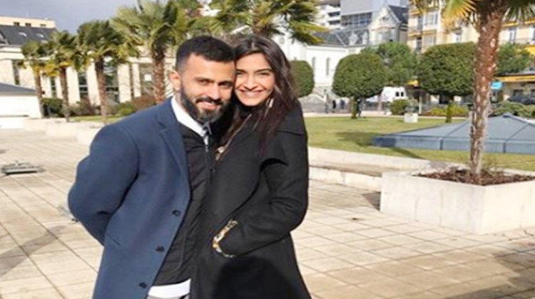 Anand Ahuja is the kindest and gentlest soul says wife Sonam Kapoor