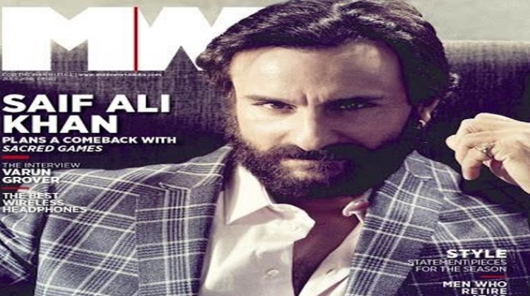 Saif Ali Khan – The Class Act