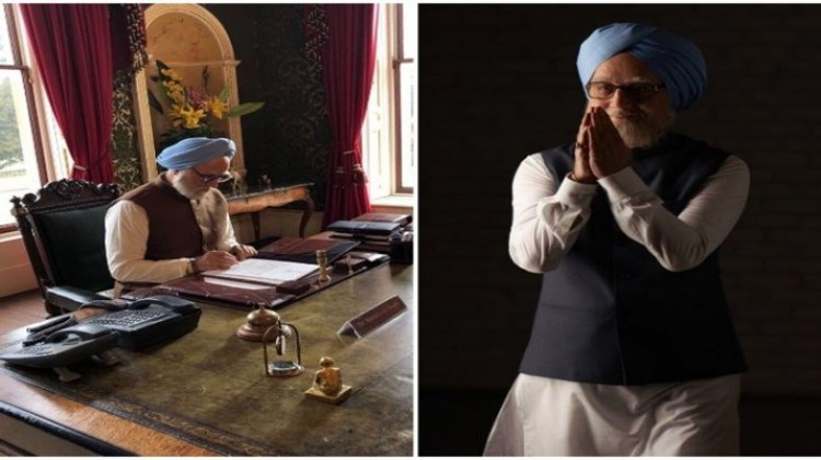 Anupam Kher wraps up Delhi schedule for 'The Accidental Prime Minister'