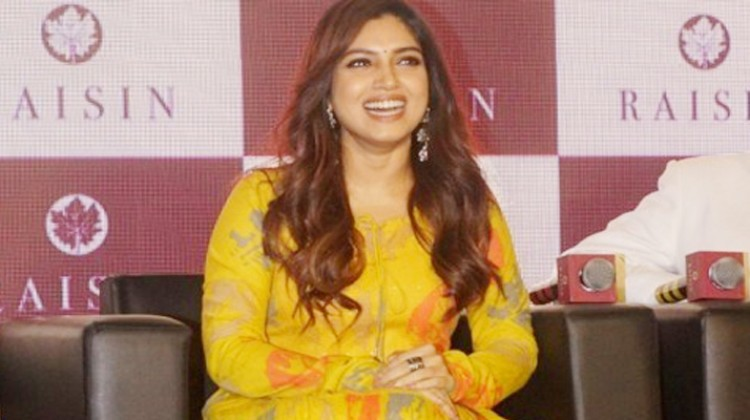 It is an honor to be directed by Karan Johar: Bhumi Pednekar