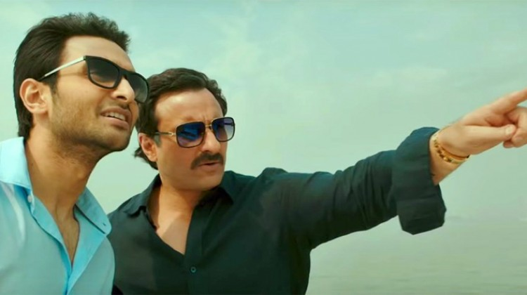 'Baazaar' is made on a gut level and has a lot of depth says Saif Ali Khan