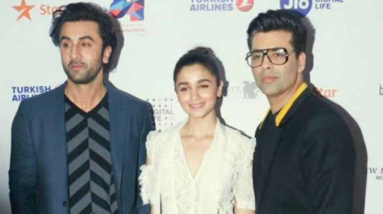 Karan says he would cast Ranbir, Alia and Janhvi in 'Kuch Kuch Hota Hai 2'