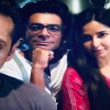 Katrina Kaif Wraps Bharat With Salman Khan