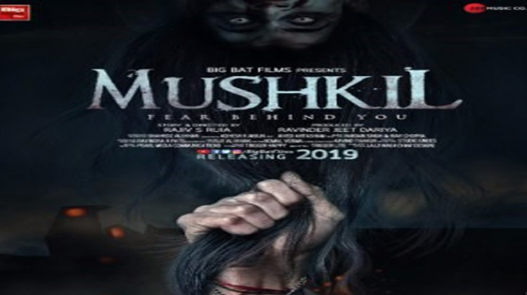 "Check Out the First Look Poster Of ""Mushkil"""