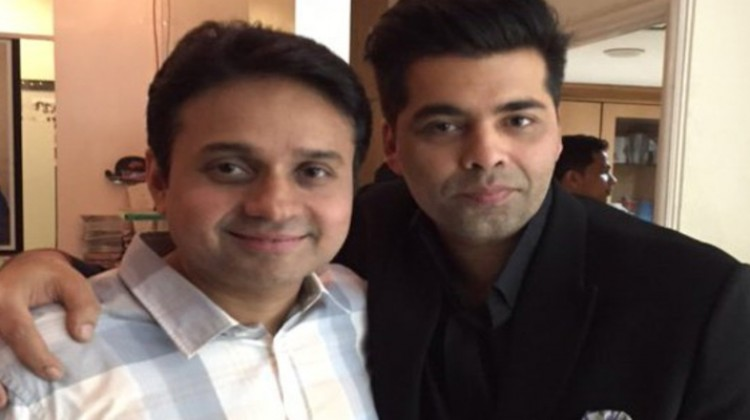 Karan Johar and Me Are Friends Forever Says Apoorva Mehta